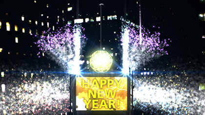New Years Countdown 2