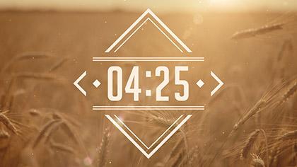 Summer Wheat Countdown