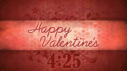 Valentines Countdown