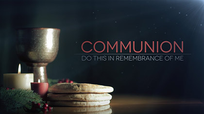 Christmas Communion Text