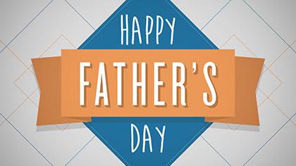 Happy Fathers Day Diamonds