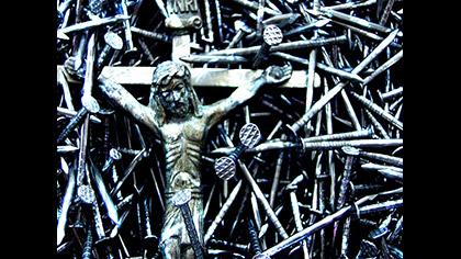 Crucifix Nails
