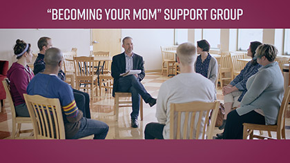 Becoming Your Mom Support Group