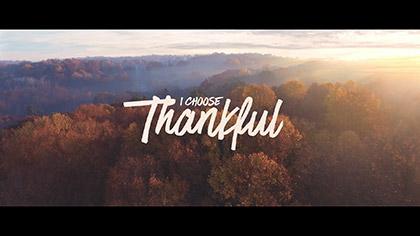I Choose Thankful