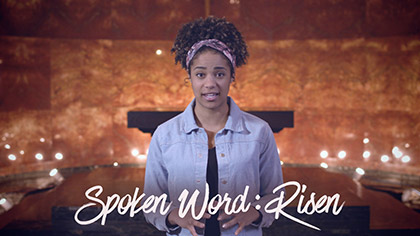 Spoken Word Risen