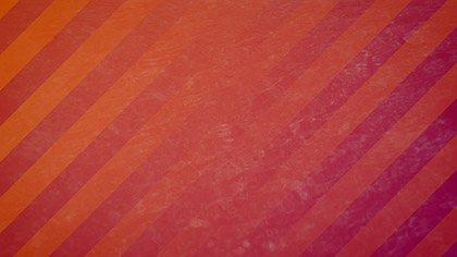 Summer Flow Orange Stripes