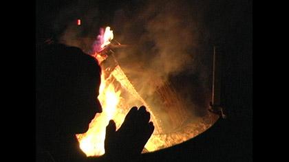 Camp Fire Prayer