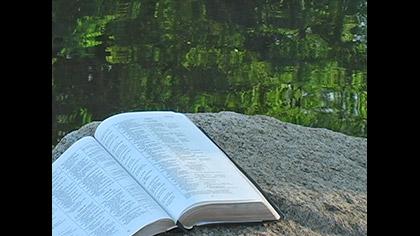 Bible Pond