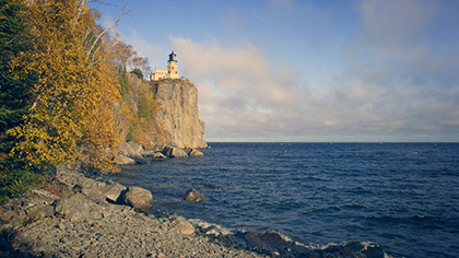 Lake Shore Lighthouse