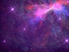 Awesome Galaxy Purple Pink