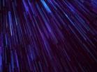 Crystalline Dark Purple Falls