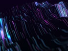Fiber Optic Majestic Peaks