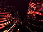Fiber Optic Red Rock Canyon