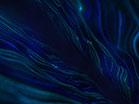 Flow Line Blue Teal Slow