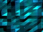 Fractal Flood Blur Cool