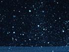 Snowglobe Landscape Blue