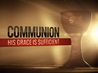 Communion Chalice Text Rays