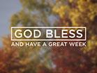 Fall Colors God Bless