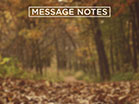 Fall Colors Message Notes