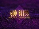 Gem Dust God Bless