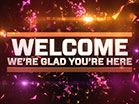 Geodesic Welcome