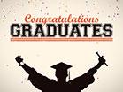 Graduation Confetti Congrats
