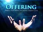 Offering Hands