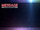 Snow Flare Message Notes