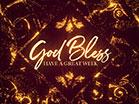 Sparkle God Bless