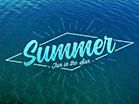 Summer Flow Title