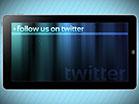Twitter Tablet Promo
