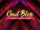 Vivid Fibers God Bless