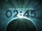 Cosmic Earth Countdown