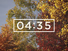 Fall Colors Countdown