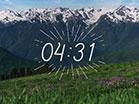 Mountain Pines Countdown