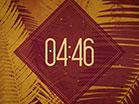 Palm Sunday Watercolors Countdown