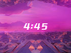 Polygon Countdown