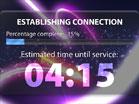 Tablet Techno Countdown