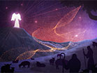 Behold Shepherds Angel