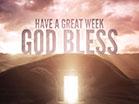 Easter Tomb Light Rays God Bless
