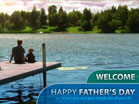 Fathers Day Welcome