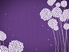 Mothers Day Art Purple