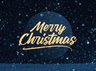 Snowglobe Merry Christmas