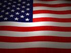 US Flag Waving