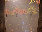 Digital Autumn Colorful Glade
