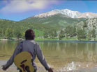 Mountain Lake Guitar