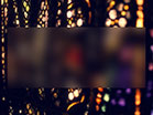 Stained Glass Multicolor Blur