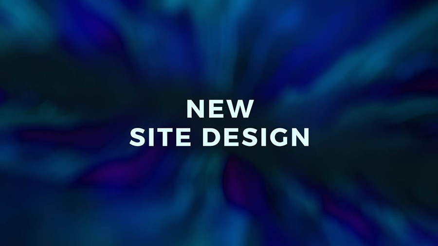 Complete Site Redesign