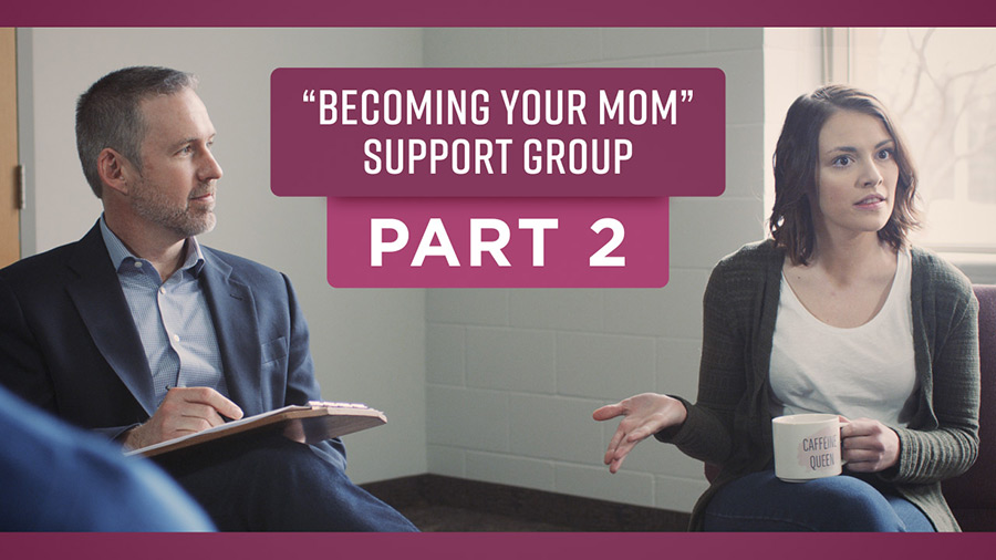 Becoming Your Mom Part 2