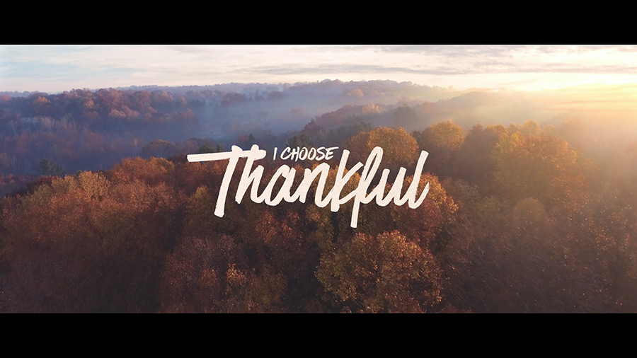 I Choose Thankful